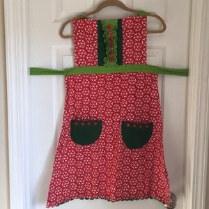 Other - Apron - Classic Christmas Theme